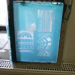 first silk screen