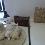 Baby and Dog repainted with amended slips