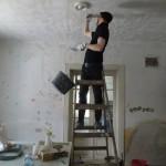Marton too, restoring old studios